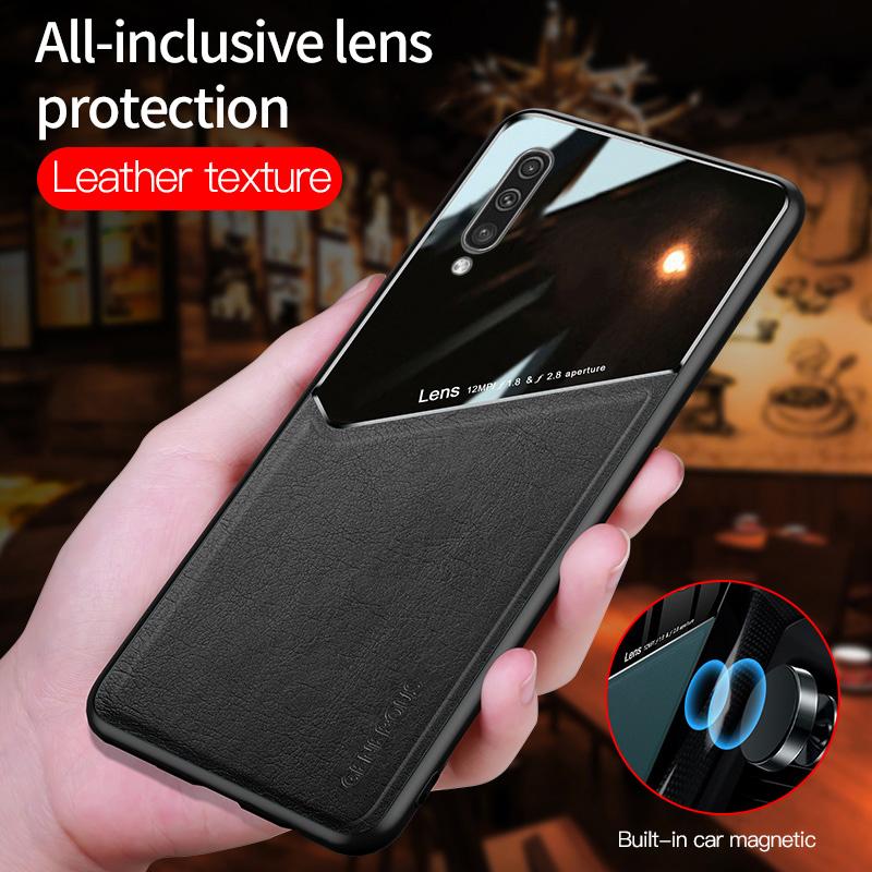 三星 Galaxy A70 A70S A50 A50S A30S Note 10 Lite Case Hard Pc 皮