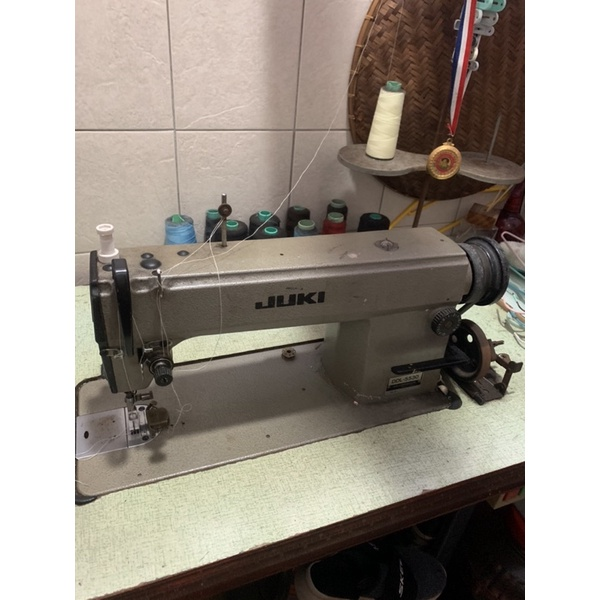JUKI 二手 縫紉機 工業用平車(DDL-5530)❤️