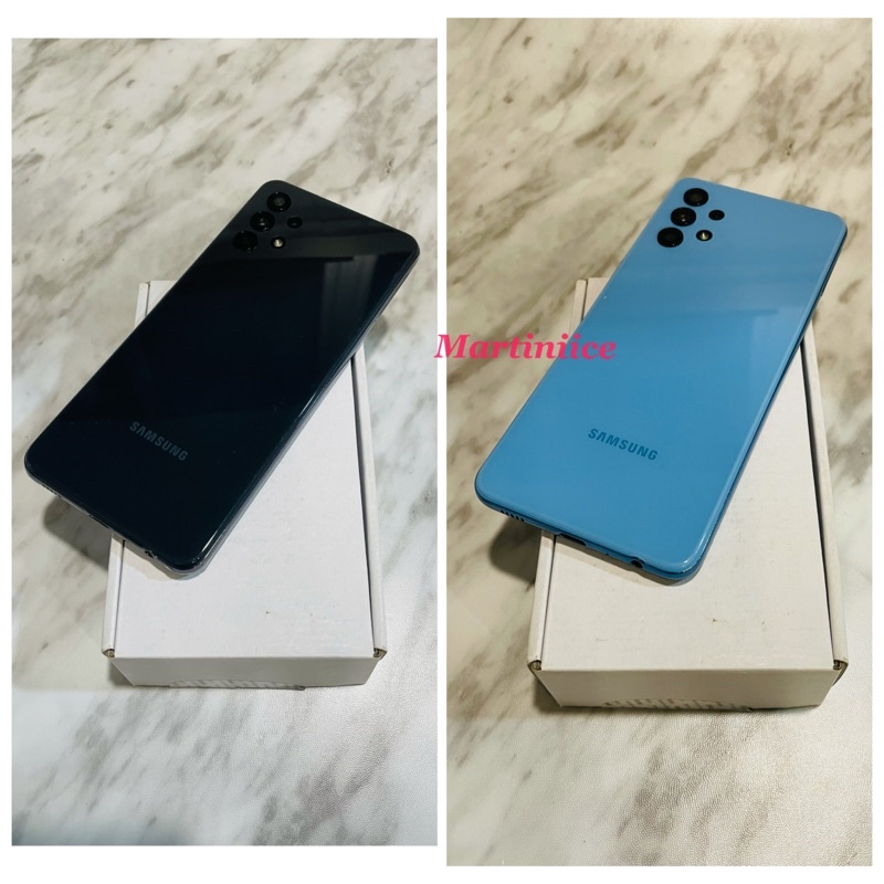 🔑8/25 更新!降價嘍!🔑二手機 台灣版 三星Samsung A32 5G(雙卡雙待6.5吋 6RAM 128GB)