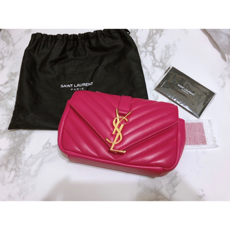Saint Laurent/YSL 側背小包 mini學院包