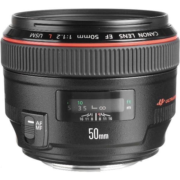 【補貨中11001】平行輸入Canon EF 50mm F1.2 L USM 超大光圈 防塵防水滴 f/1.2 W31
