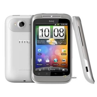 HTC 野火機 wildfire 銀色 空機 白色 含電池 二手機 故障不開機 請看清楚說明再買