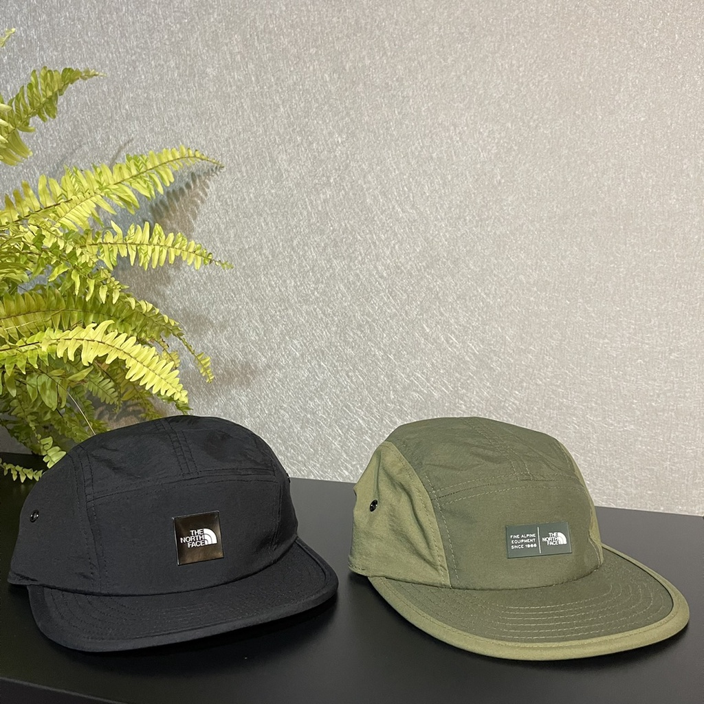 {XENO} 日本正品 THE NORTH FACE 5PANEL CAMP CAP 露營 戶外 五分割帽