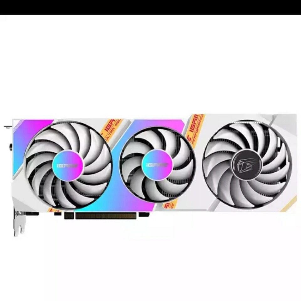 顯卡 流暢七彩虹 iGame RTX3060 Advanced OC 戰斧3060 Ultra 3060 12G顯卡