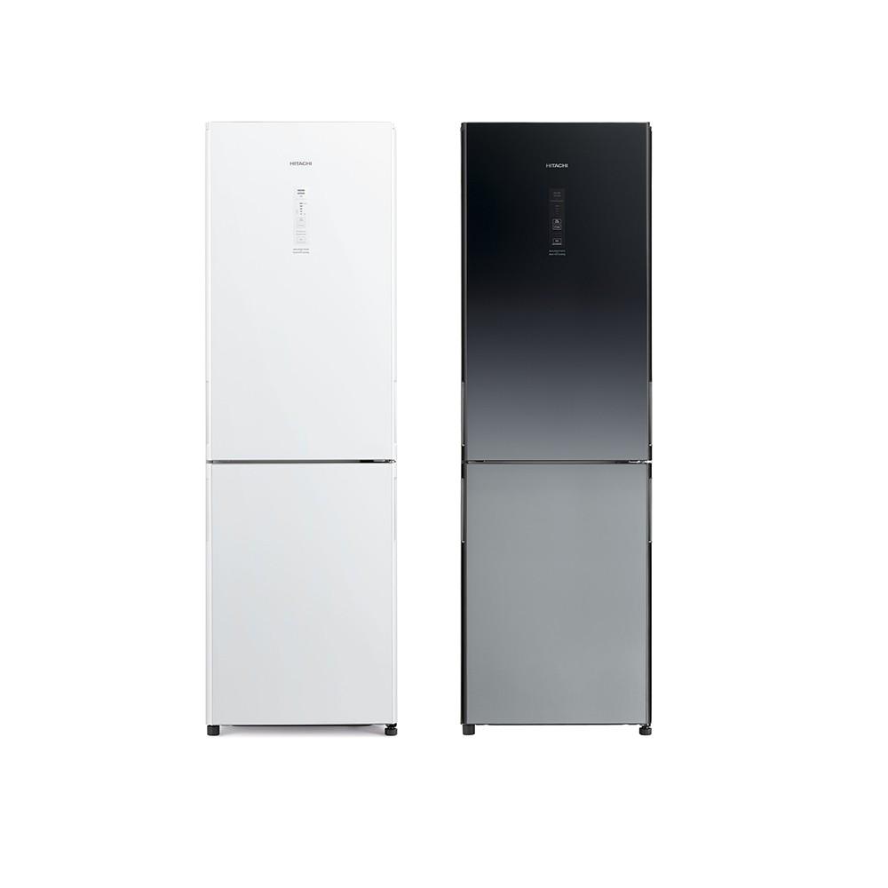 【0卡分期】HITACHI日立冰箱 313L 1級變頻2門電冰箱 RBX330 全新商品