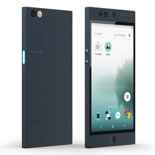 【Nextbit】羅賓Robin 5.2吋 (3G+32GB)六核心智慧型手機-夜空黑