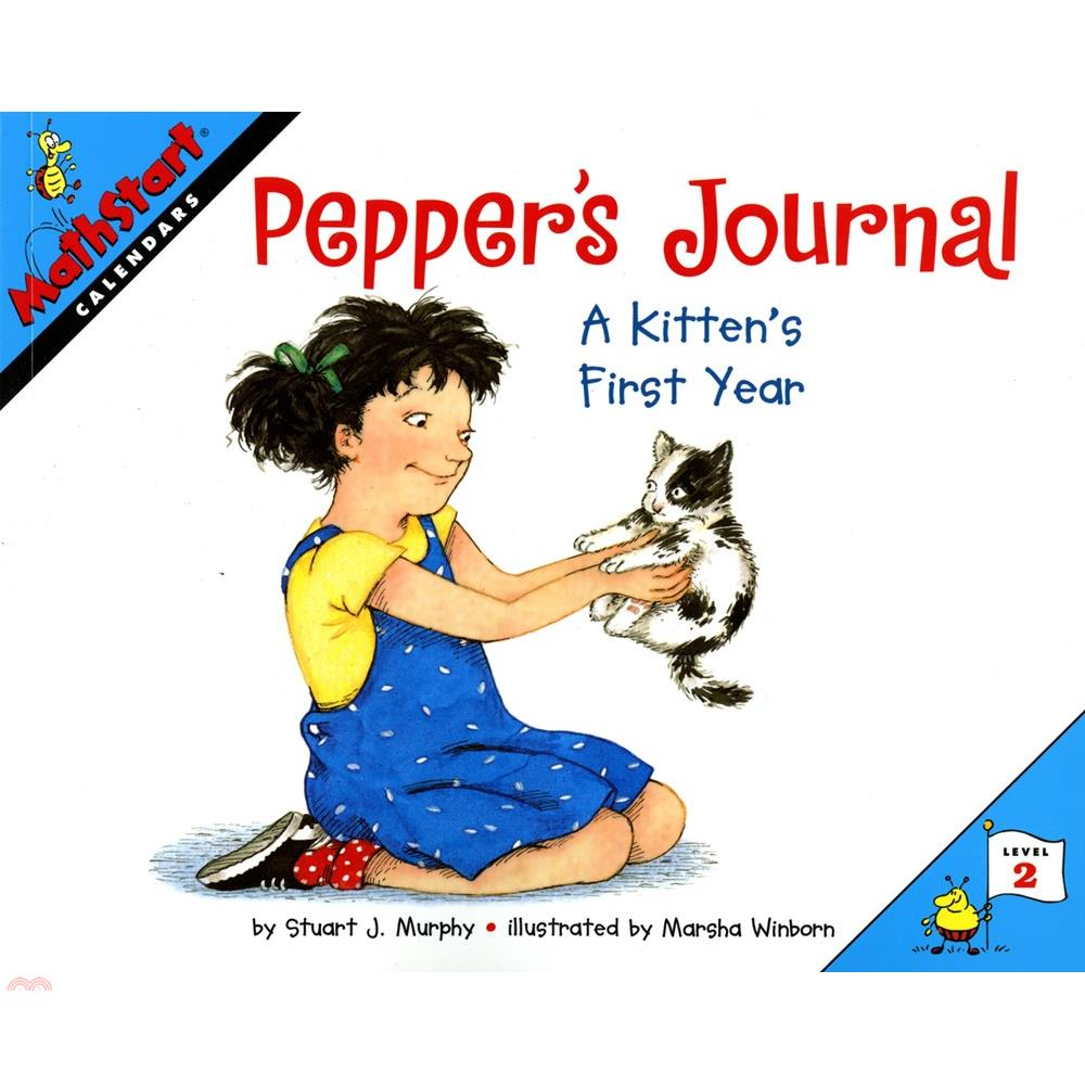 Pepper's Journal ─ Calendars (Level 2)【三民網路書店】[79折]
