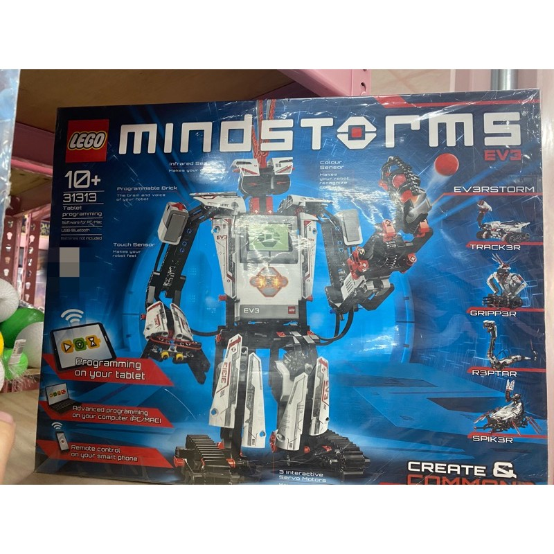 """樂高 積木   LEGO""""31313""""*LEGO Mindstorms 2013"""
