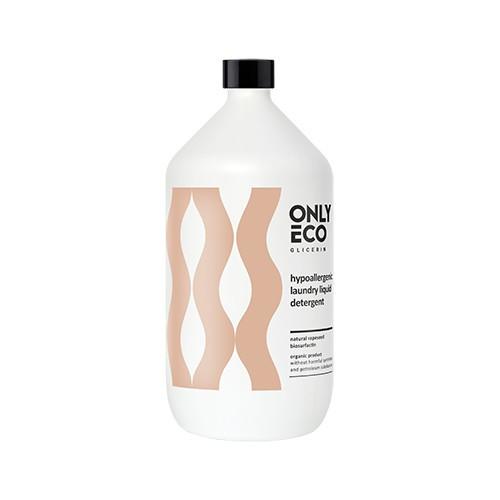 OnlyEco歐克潔 抗菌低過敏濃縮洗衣精1000ml 宅家好物