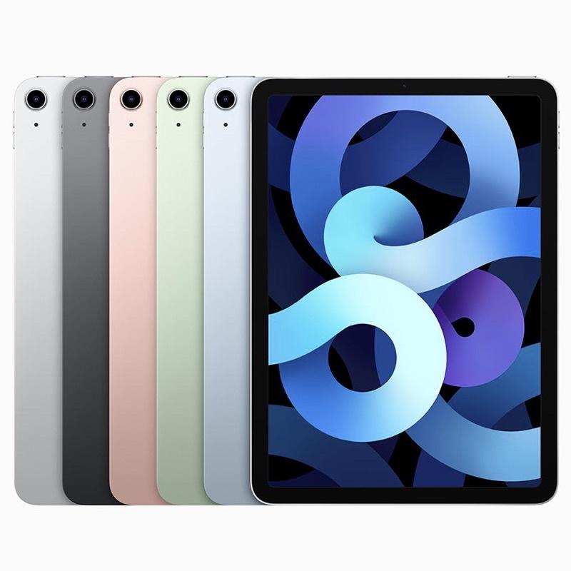 最新款 Apple iPad Air 4代 10.9吋 64G 256G Wifi版 展示福利機 原廠保固內 平板電腦