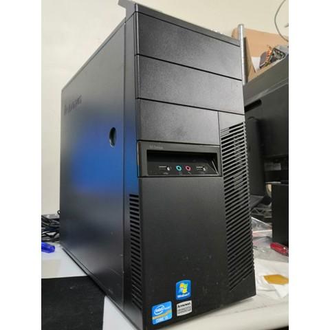 ⭐一年保固 免運費超值主機⭐聯想 HP 各大廠牌 四核心 固態 WIN10 超值文書機 影音機 📢正版系統