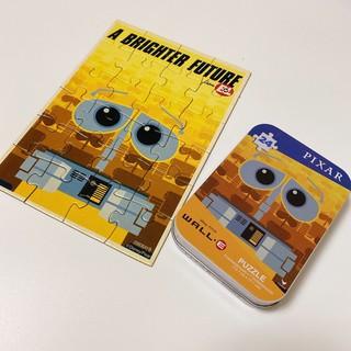<木木·仕事部屋 Mu Mu Studio>防疫在家玩具 Costco 好市多 迪士尼 瓦力 卡通拼圖 單盒 鐵盒 收藏 新竹市