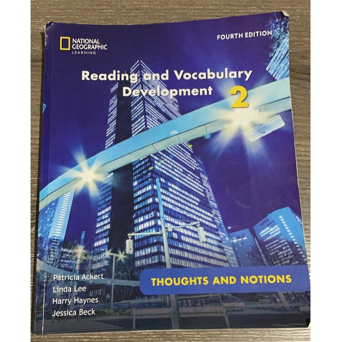Reading and Vocabulary Development 2 - National Geographic