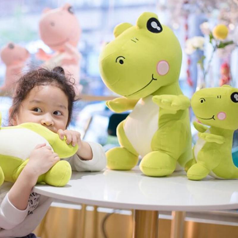 小怪獸公仔毛絨玩具卡通恐龍玩偶布娃娃
