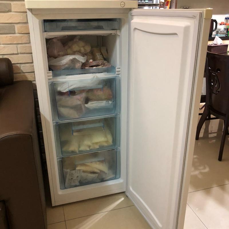 三洋直立式抽屜式冷凍庫