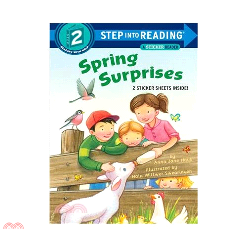 Spring Surprises【三民網路書店】[79折]