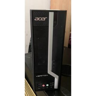 宏碁四代1150 橫式小主機 Acer VX2630 四核i3-4130 4G 500G 新北市