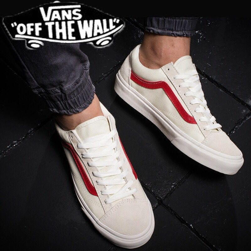 ALYX × Vans Vault OG Style 36 LX 聯名白色低幫男女款休閒運動 5501da29ac30