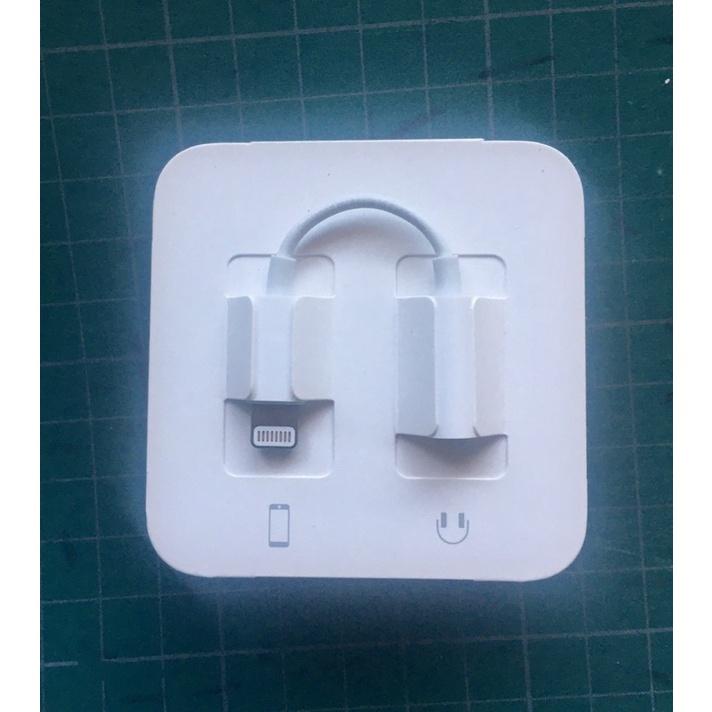 Apple原廠 Lightning 對 3.5 公釐耳機插孔轉接器