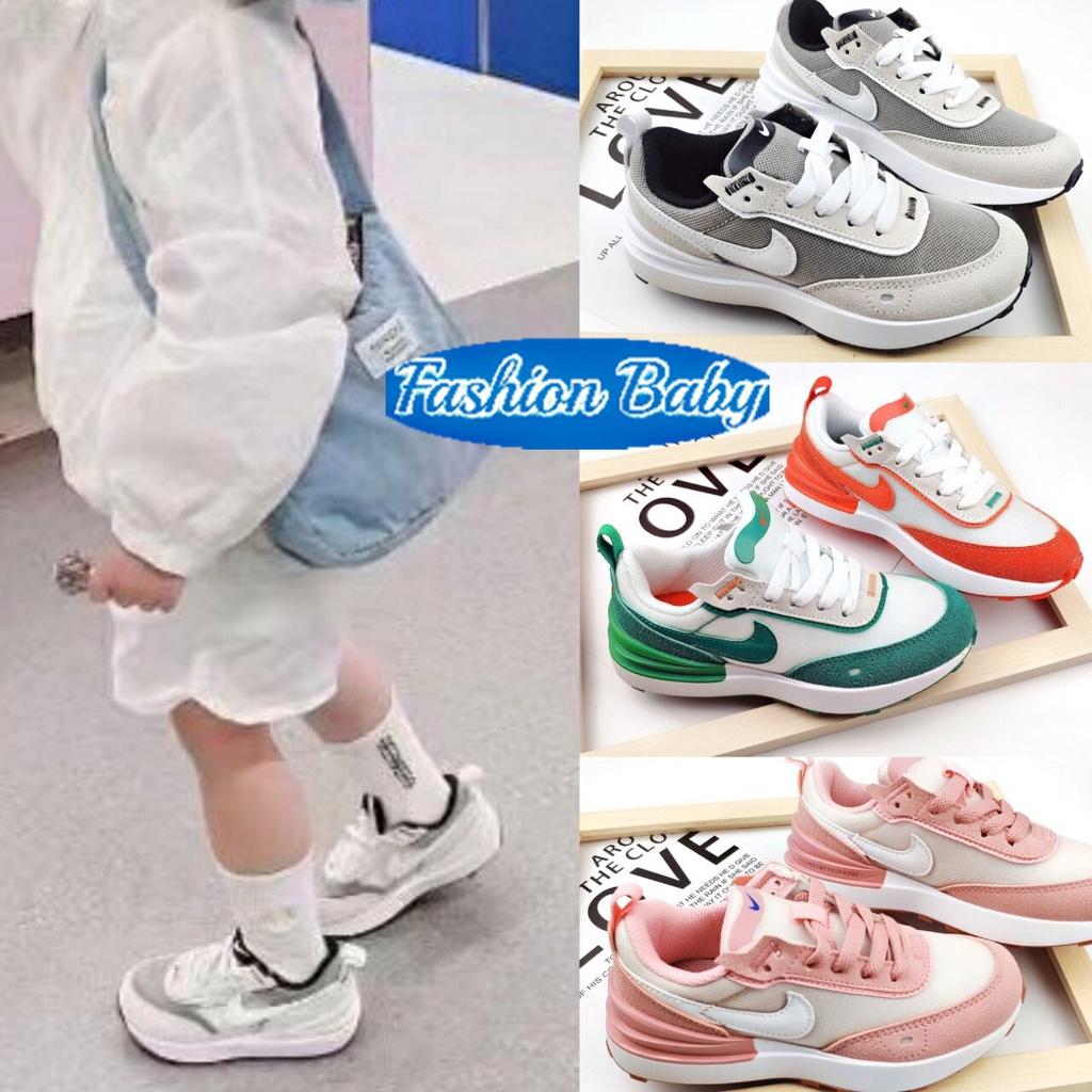 韓國代購 新款正版Nike 耐吉童鞋 華夫三代 WAFFLE ONE  兒童運動鞋  透氣網面 跑步鞋 學步鞋男女童球鞋