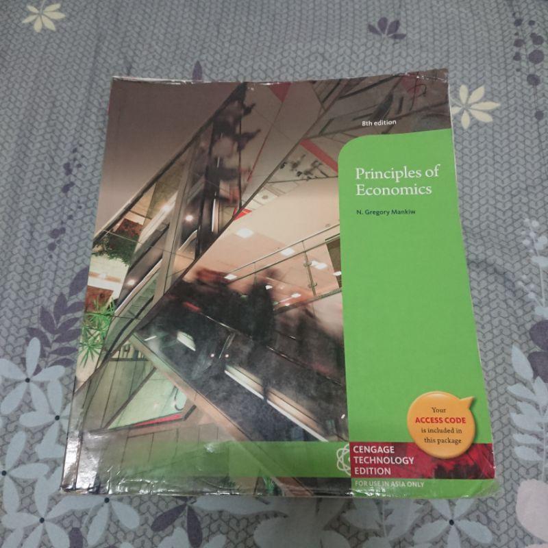 Principles of Economics/8th edition