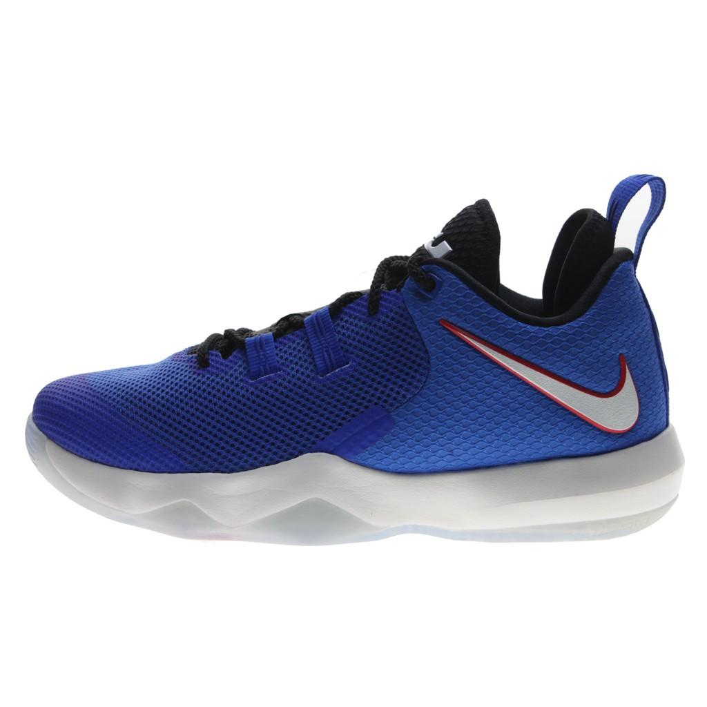 AH7580401,45折【千里之行】 NIKE AMBASSADOR X低統籃球鞋-寶藍果凍底