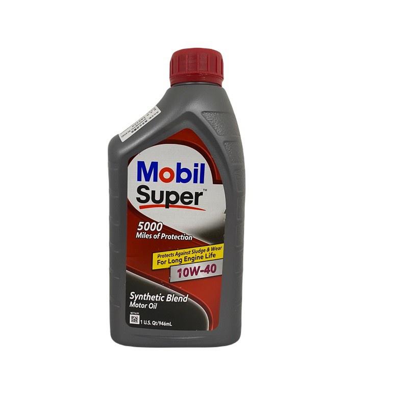 美孚Mobil 超級10W40機油(0.946升)[大買家]