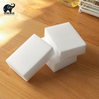 日本納米海綿塊百潔布廚房清潔去汙神奇魔術克林片魔力擦擦鞋洗碗