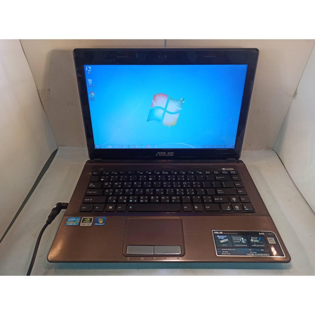 5※23§54§華碩 ASUS A43S i3-2310M/ i5-2430M 14吋獨顯 可視訊 二手筆電<二手良品>