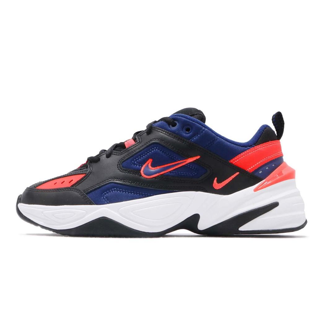 Nike M2K Tekno 藍 黑 白 Dad Shoes 復古 老爹鞋 男鞋 AV4789-006 【ACS】
