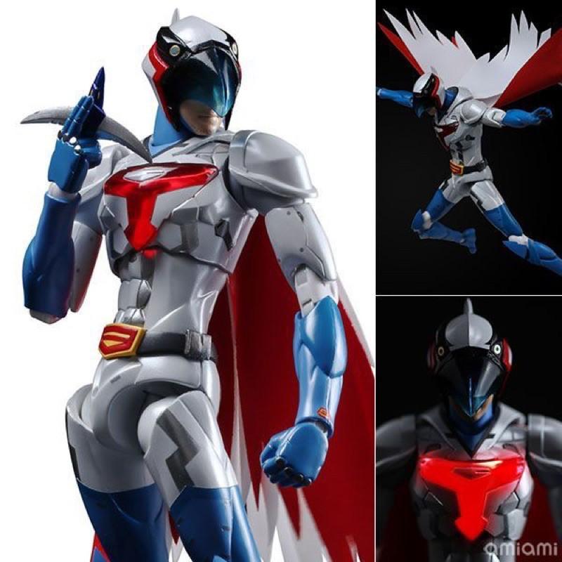 現貨 千值練 Infini-T Force 龍之子 科學小飛俠 鐵雄 FIGHTING GEAR Ver. 會場限定