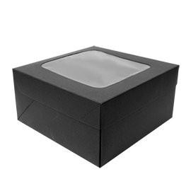☆╮Jessice 雜貨小鋪╭☆西點餐盒 鏤空 掀蓋 L型 造型 食品盒 4吋蛋糕盒 包裝用品 單款10入