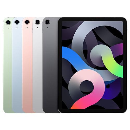 APPLE iPad Air 256G WIFI平板電腦(灰/銀/金/藍/綠)【2020年版】【愛買】
