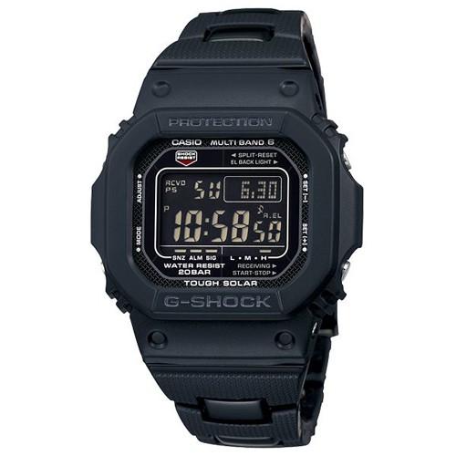 【CASIO】卡西歐 G-SHOCK + BABY-G 時尚運動對錶 GW-M5610BC-1+BLX-560-1