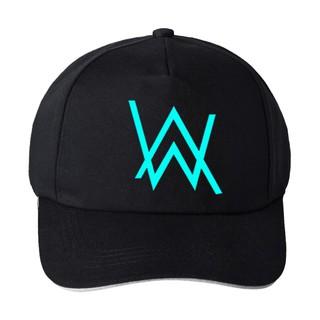 電音DJ艾倫沃克帽子AlanWalker夜光漁夫帽盆帽星空帽網帽夏棒球帽