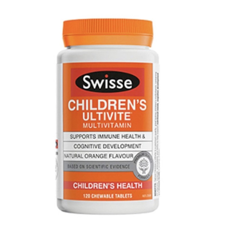 🐨🦘澳洲代購✈️兒童綜合維他命(120顆)