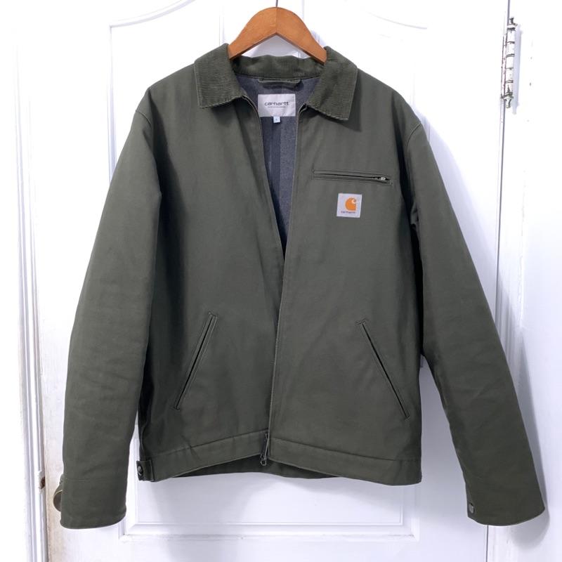 carhartt detroit jacket 18FW 底特 工裝