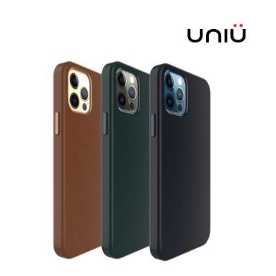 免運【UNIU】 CUERO 全包皮革保護殼
