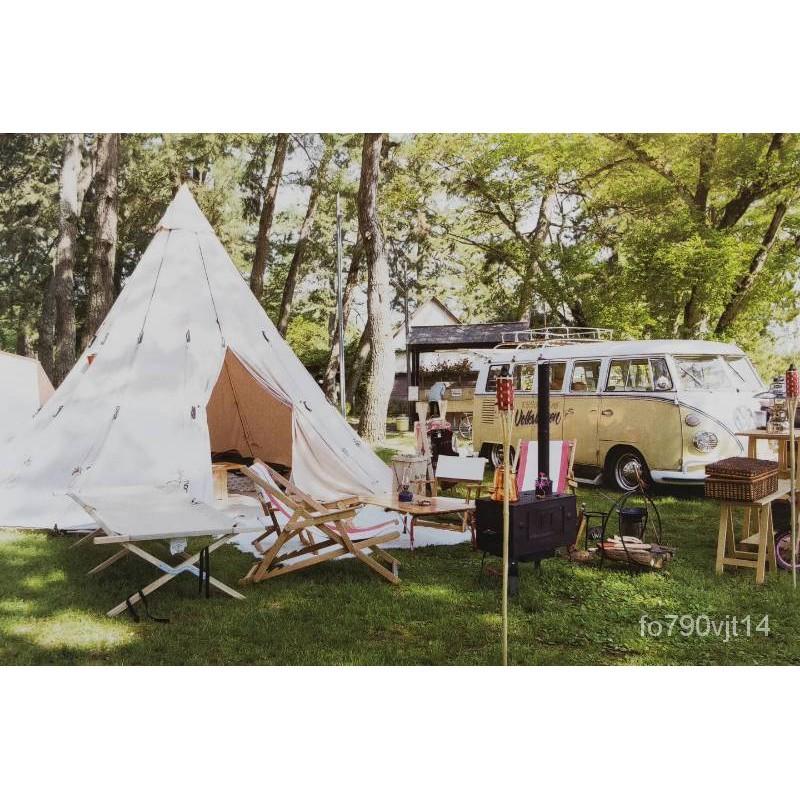 《至誠家居》 休閒娛樂裝備  Alfheim 12.6 Nordisk 白熊印第安戶外紗門野露營防水帳篷|Gogogo