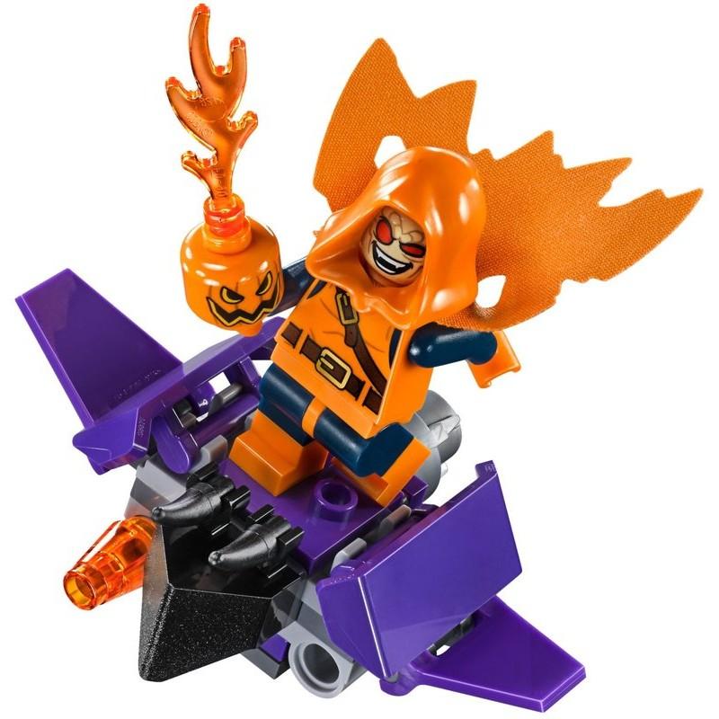 LEGO 樂高 Hobgoblin + 載具 76058 超級英雄系列