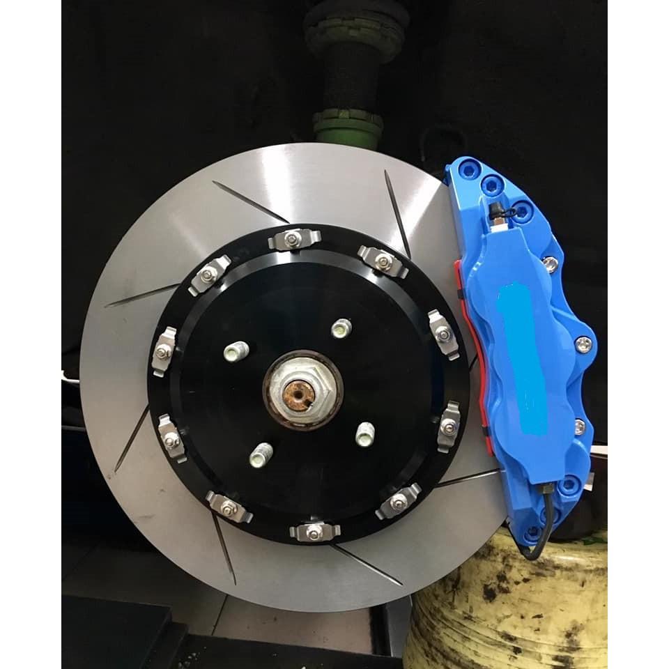 【優質輪胎】客製化鍛造卡鉗+330mm浮動碟盤(HRV KICKS CX3 BIG TIIDA SIENTA)三重區
