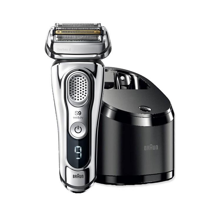 德國百靈BRAUN-9系列音波電動刮鬍刀/電鬍刀9395cc