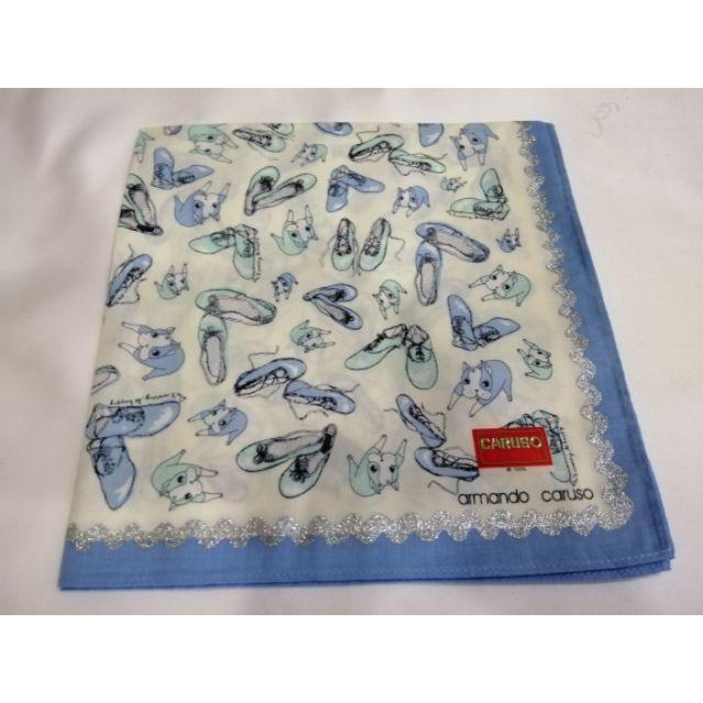 @Armando caruso 手帕 絲巾