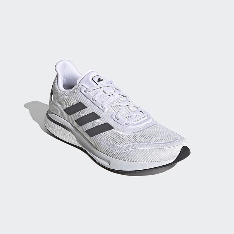 [Adidas] SUPERNOVA 男款運動慢跑鞋 白色 FV6026《曼哈頓運動休閒館》