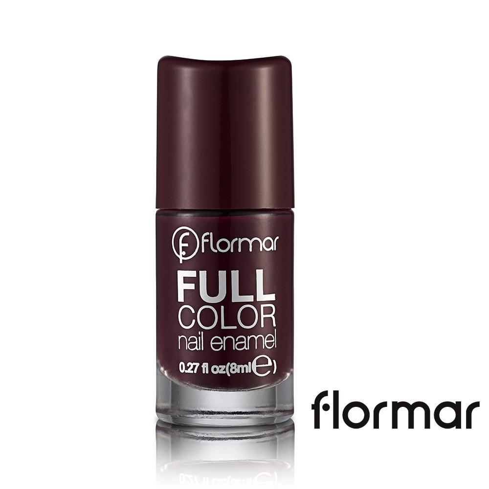 Flormar 玩色指甲油FC40澀皮栗蒙布朗8ml[flormar_taiwan]