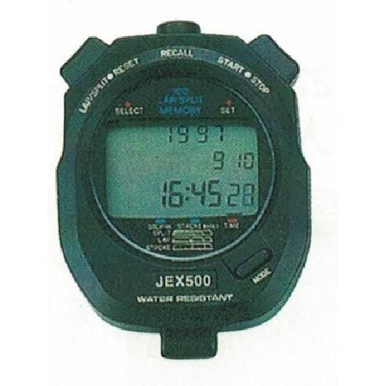 【登瑞體育】100組記憶型碼錶JEX-500 碼錶/比賽/計時/學校/香港製_J7203