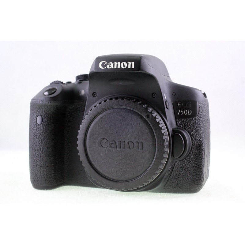 CANON EOS 750D with wifi  second hand 二手美品 18-55 STM