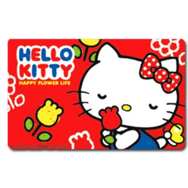 🍓Hello Kitty 悠遊卡-Kitty花園 (個人珍藏/限量1張)