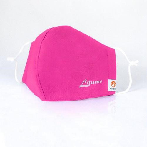 F333-08 防塵防護口罩(非醫療級口罩)桃紅