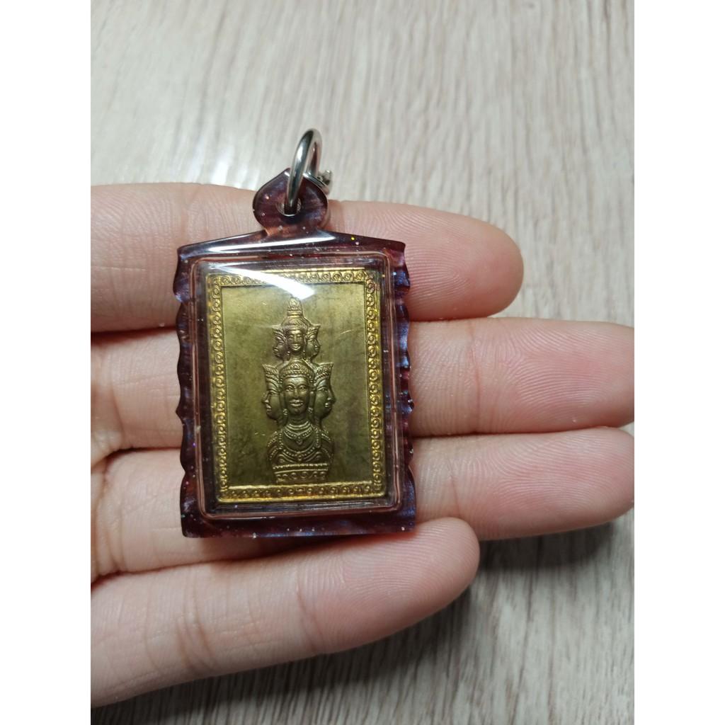 阿贊坤潘 澤度金郵票 泰國佛牌 聖物 全新 收藏 結緣 讓供